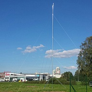 POLE H-25M IN RIGA